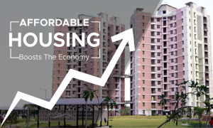 Affordable Housing Boosts The