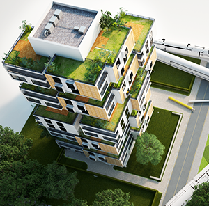 Sustainable and affordable houses