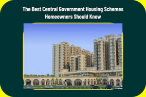 Best Central Government Housing