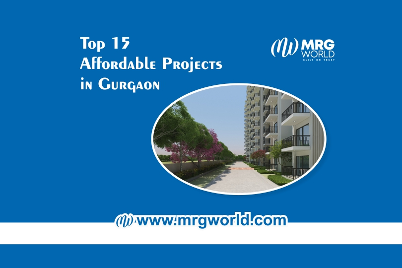 Best Affordable Projects in Gurgaon